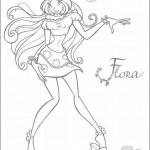Winx Club Flora 17