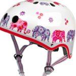 Otroške čelade varujejo glavo pri množici aktivnosti