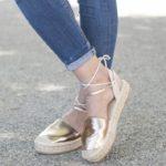 Naj čevlji postanejo modni dodatek!