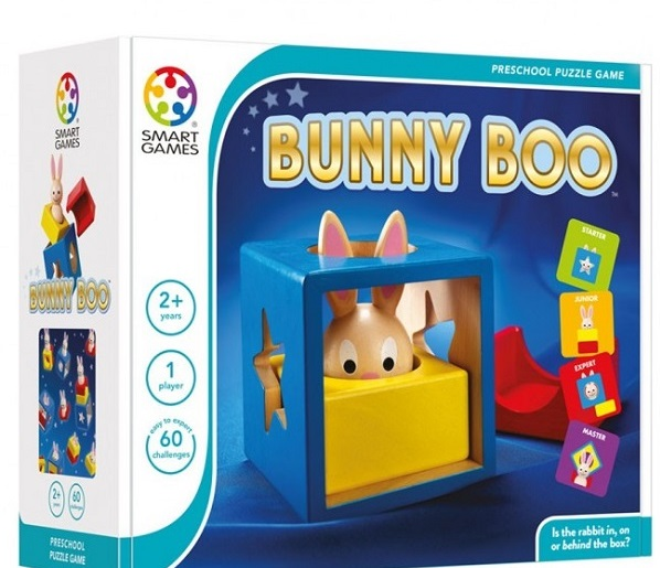 Smart Games miselna igra Bonny Boo
